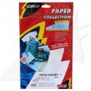 Fotopapír A4 240g/m2 Logo 20ks/bal, satin, bílý, 2400dpi