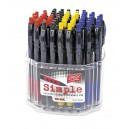 Kuličkové pero SIMPLE 0,7mm